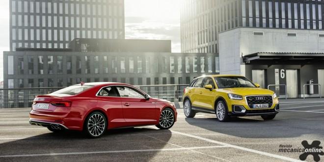 Euro NCAP: cinco estrelas para Audi A5 e Audi Q2