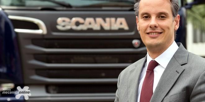 Scania faz a maior venda do ano do programa de manutenção Premium