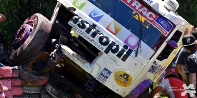 Felipe Giaffone faz a pole da Truck em Guaporé