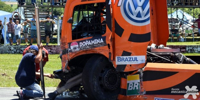 Guaporé: Felipe Giaffone vence a penúltima da Truck