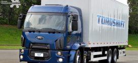 Ford promove campanha do trucado 6×2 automatizado Cargo 2429 Torqshift
