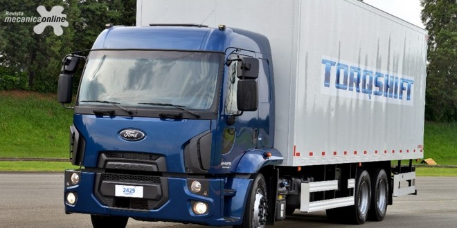 Ford promove venda especial de caminhões Cargo e Série F na Feira Expoagro Dourados