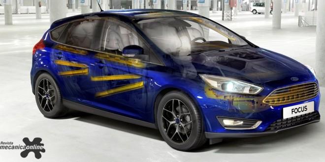 Ford Focus é o carro líder em segurança no novo ranking do Cesvi Brasil