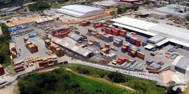 Ford inaugura centro de distribuição de exportação de peças na Bahia