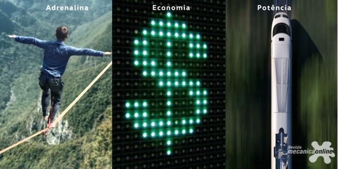 Jetta e Golf Variant protagonizam novos filmes da campanha sobre a linha TSI, da Volkswagen