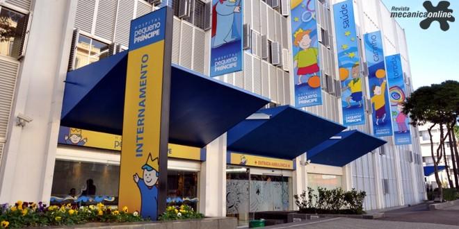 Volkswagen do Brasil renova patrocínio ao Hospital Pequeno Príncipe, que é referência nacional no atendimento a crianças e adolescentes
