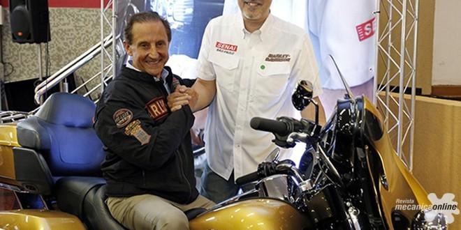 Harley-Davidson do Brasil inaugura novo Centro de Treinamento em parceria com o SENAI-SP