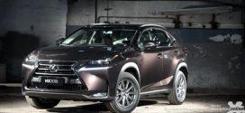 Campanha de chamamento preventiva do veículo marca Lexus, modelo NX200t
