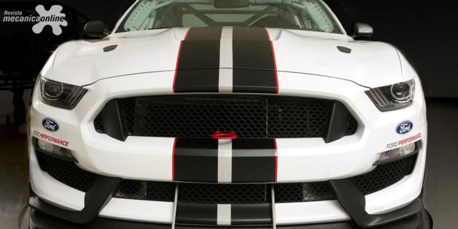 Ford Performance apresenta o  Mustang Shelby FP350S V8