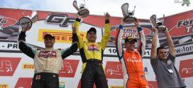 Felipe Giaffone é tetracampeão da Fórmula Truck