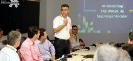 SAE BRASIL realiza Wokshop de Segurança Veicular no Campo de Provas da GM