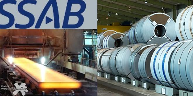 Aços de alta resistência da SSAB permitem desenvolver guindastes mais leves, com maior capacidade de carga e de alcance