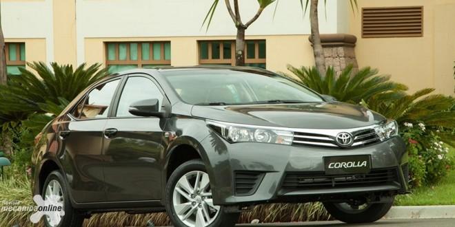 Toyota oferece descontos especiais em Vendas Diretas