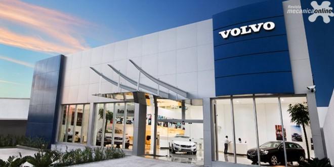 Volvo Cars apresenta concessionária com novo padrão mundial em Recife