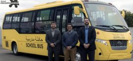 Volare exporta para Dubai ônibus escolares equipados com Allison