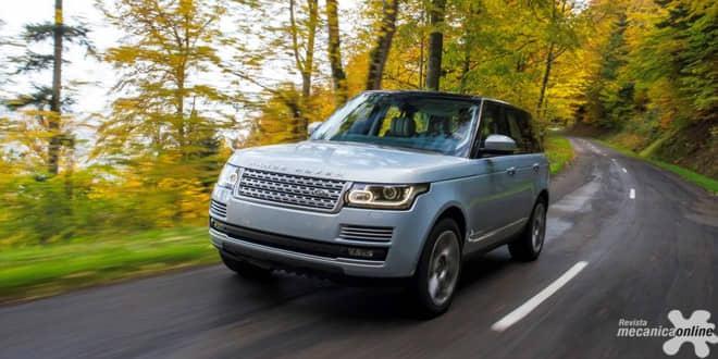 48 anos de Range Rover: Inigualável design e engenharia de inovação a cada geração