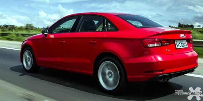 Audi apresenta novo A3 Sedan 1.4 Flex 2017