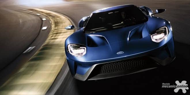 Ford GT é o novo recordista de velocidade da marca, com máxima de 347 km/h