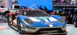 Ford divulga em Detroit configurador personalizado para o superesportivo GT