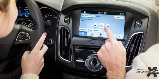 Ford: SYNC 3 terá revolucionário sistema Wi-Fi no interior do veículo para o mercado Norte-Americano