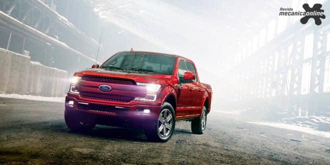 Ford reforça a liderança da picape F-150 com novo design e inédito motor diesel