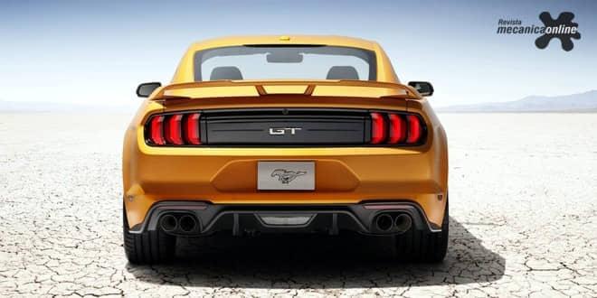 Tecnológico, com novo design e ainda mais potente: Ford apresenta o Mustang 2018