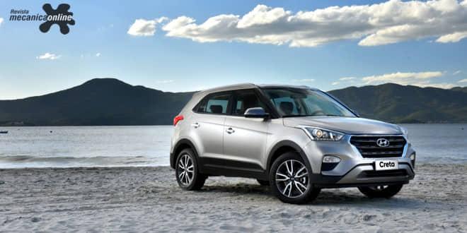 Vendas do Hyundai Creta começam neste sábado