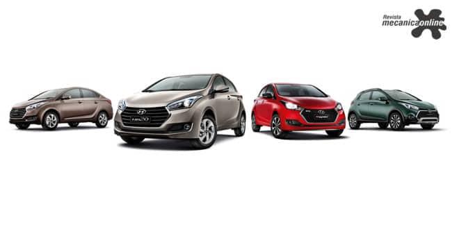 Rede de concessionárias Hyundai CAOA registra alta nas vendas da linha HB20