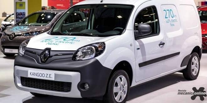 Renault Pro+ apresenta dois novos veículos utilitários elétricos em estreia mundial