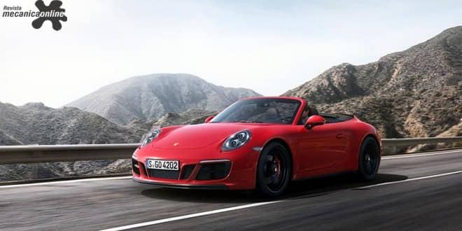 Dinâmicos, confortáveis e eficientes – os novos modelos Porsche 911 GTS