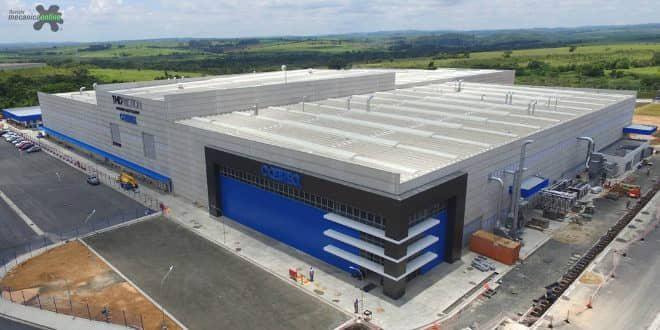 Nova fábrica da TMD/Cobreq já tem 95% das obras concluídas
