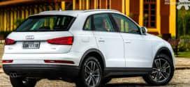 Audi Q3 1.4 Flex produzido no Brasil chega ao mercado
