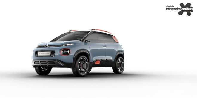 C-AIRCROSS Concept: a nova visão da Citroën de um SUV Compacto!
