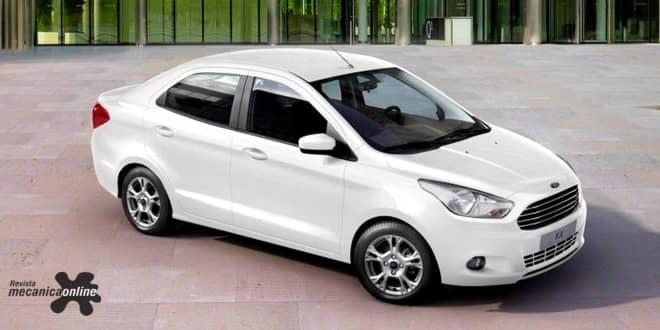 Ford inicia a venda do Ka+ 2018 com preço especial de lançamento e taxa zero