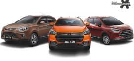 JAC Motors triplica as vendas