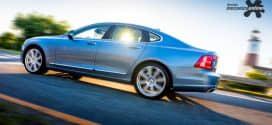 Volvo Cars: S90 e V90 alcançam classificação máxima de segurança nos testes do Euro NCAP