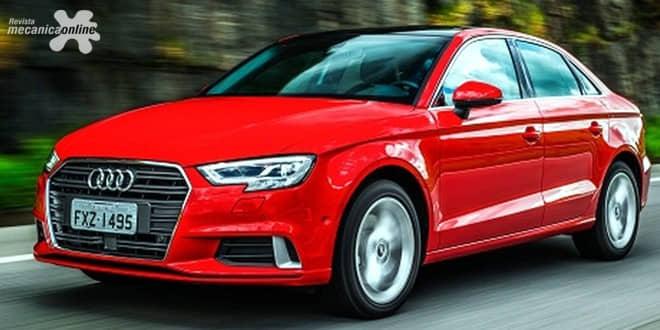 A3 Sedan Ambition 2017: primeiro compacto premium a oferecer Audi virtual cockpit