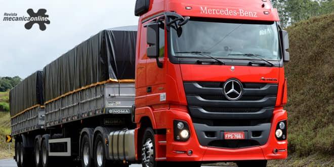 Mercedes-Benz projeta aumento de 40% no número de ativações do FleetBoard este ano