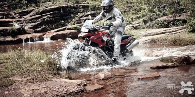 Aventura a bordo de motocicletas BMW F 700 GS é registrada em belas imagens