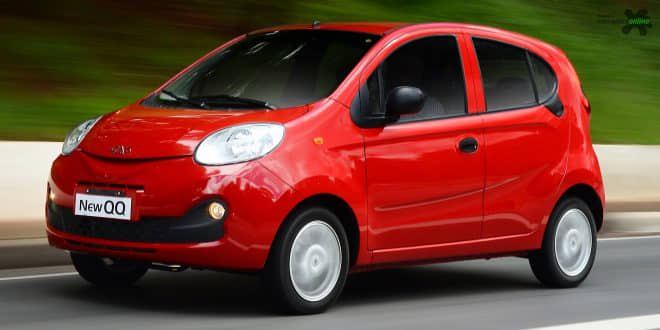 Carro mais barato do Brasil, Chery QQ ganha versão flex a partir de R$ 25.990