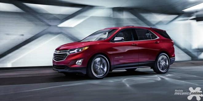 Chevrolet Equinox chega ao mercado brasileiro ainda este ano