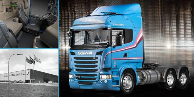 Scania inicia comemorações pelos 60 anos de Brasil com edição especial