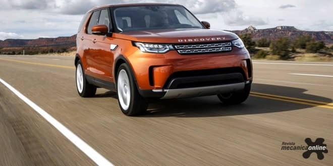 Land Rover Brasil confirma versões e preços do Novo Discovery