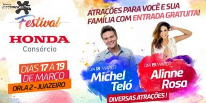 Consórcio Honda agita Juazeiro e Petrolina com festival cultural