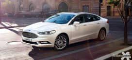 Ford anuncia a chegada do novo Mondeo na argentina