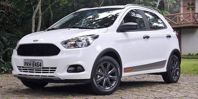 Ford Ka ganha versão aventureira e aposta no preço para conquistar consumidor