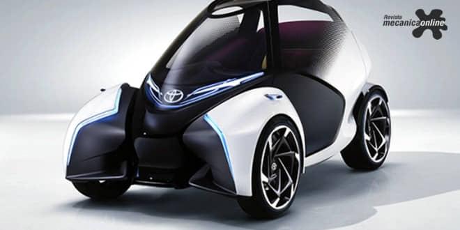 Goodyear apresenta CityCube, um pneu exclusivo para o carro conceito Toyota i-TRIL