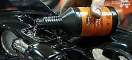 Harley-Davidson do Brasil atesta a importância da troca do fluido de freio