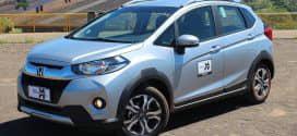 WR-V chega para ser o SUV de entrada da Honda