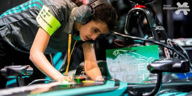 Jaguar Land Rover e Getty Images se unem para produzir imagens mais realistas de mulheres na engenharia